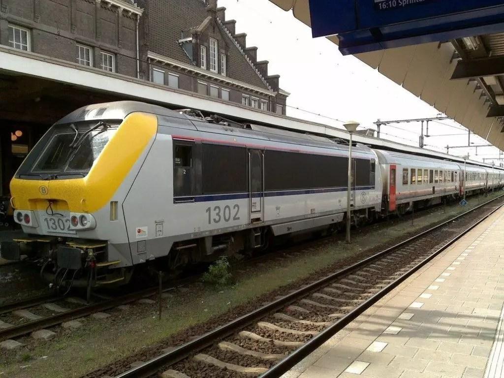 Treno belga