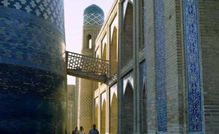 uzbekistan-Moschea di Bibi Khanym