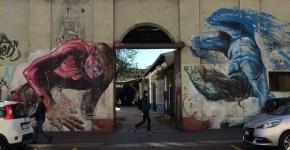 Milano, itinerario nella street art della città