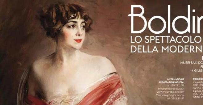 La modernità di Boldini a Forlì