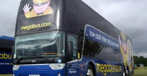 Megabus in Italia: viaggia in pullman a 1,50€