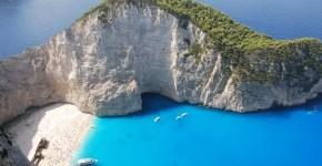 Le più belle spiagge di Zante