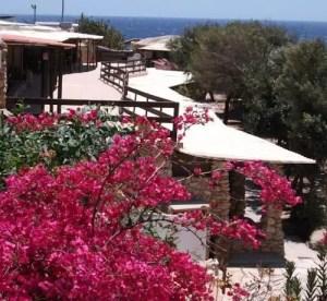 Villaggio La Roccia a Lampedusa, dove dormire