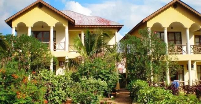 Dormire low cost a Zanzibar anche ad agosto