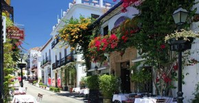 Andalusia low cost e on the road, itinerario