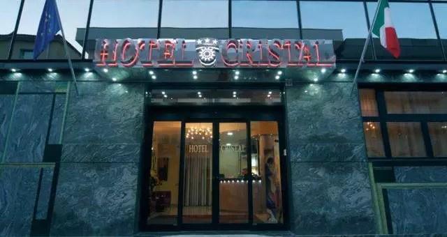 Dormire a Eboli, recensione dell'Hotel Cristal