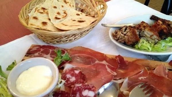 Mangiare a Rimini durante le fiere