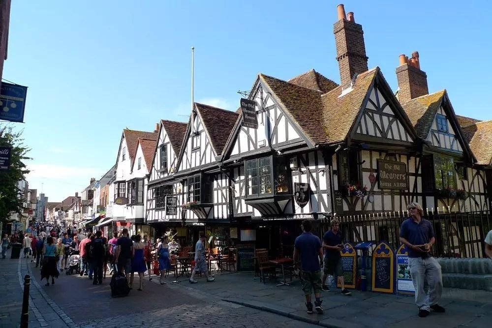 Canterbury-street