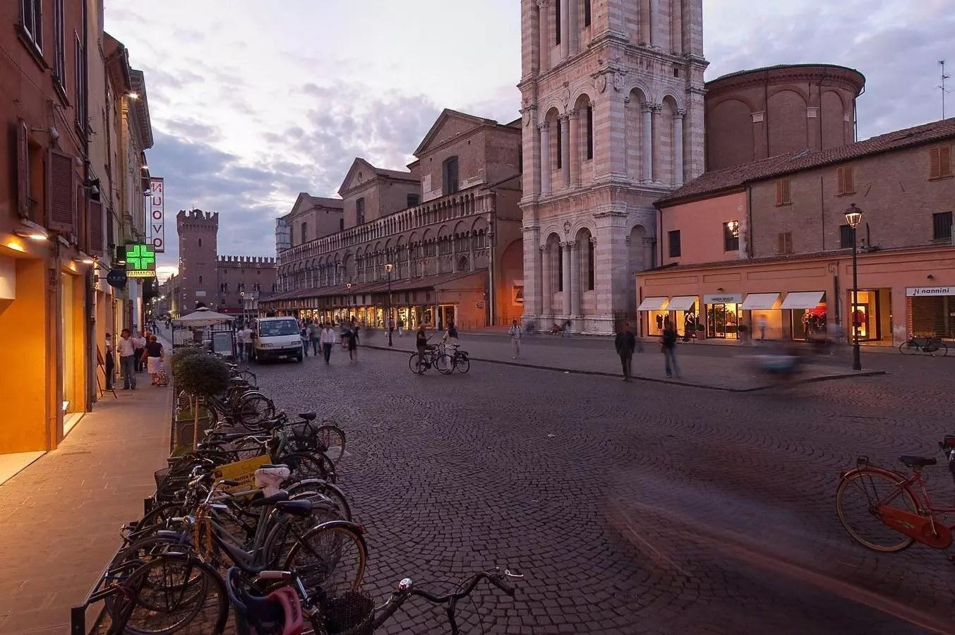 Visitare Ferrara in 1 giorno: Cosa fare e cosa vedere a ...