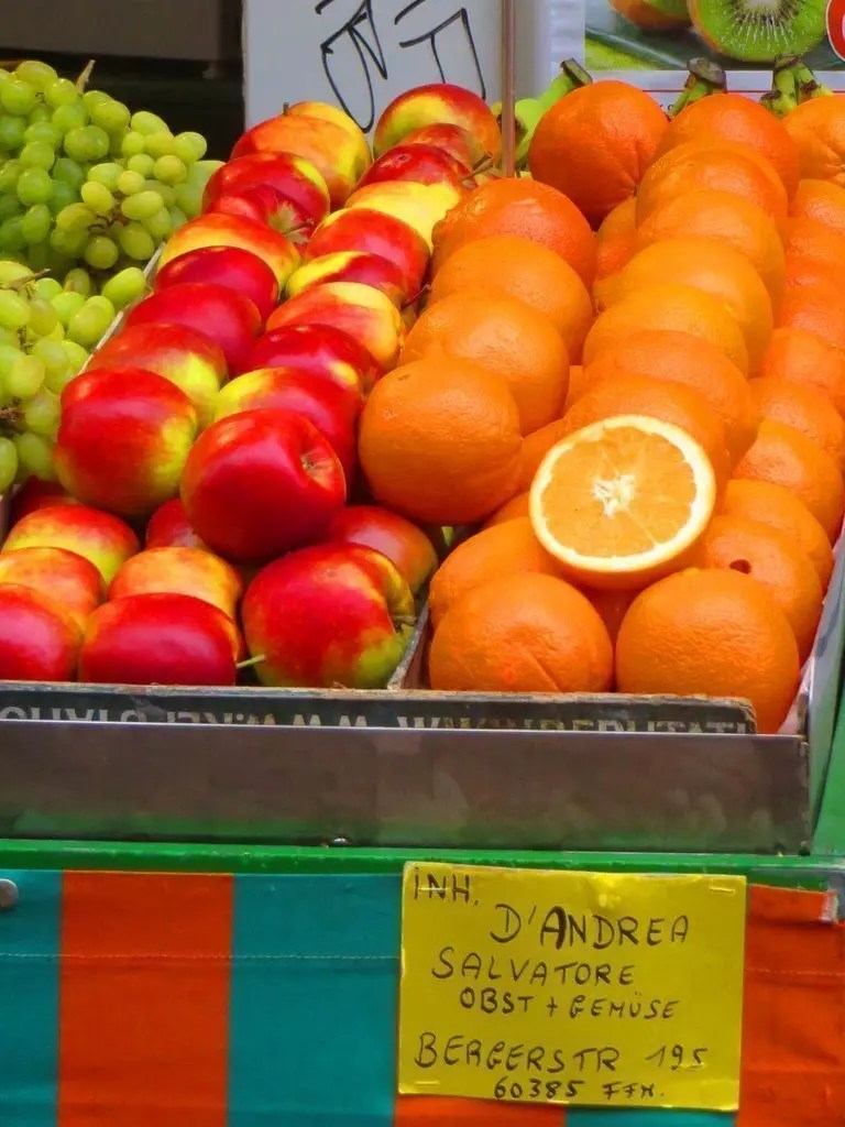 Fruttivendoli italiani