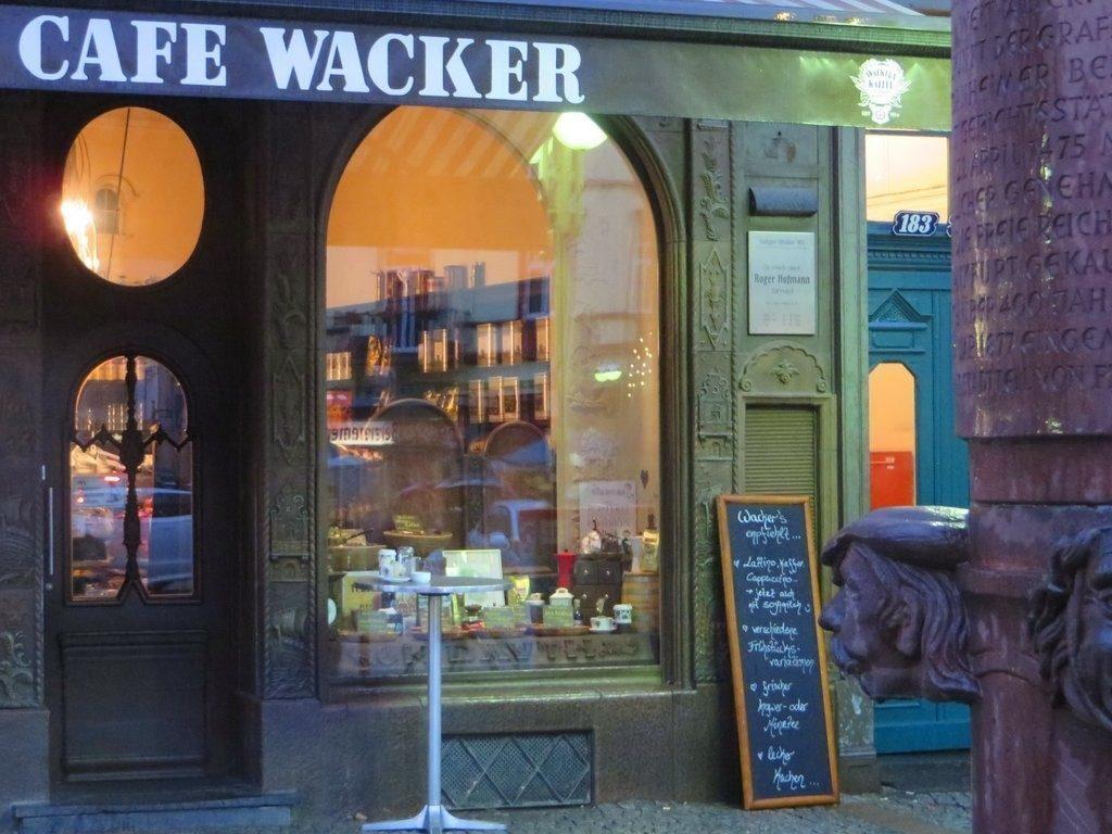 Il Café Wacker's