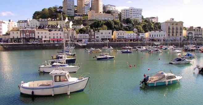 Torquay, la città di Agatha Christie: English Riviera