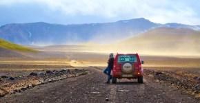 Islanda, viaggio in auto da Reykjavík ad Akureyri