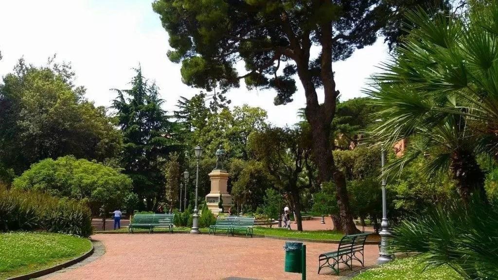 salerno-villa-comunale
