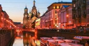 San Pietroburgo, cosa vedere in Russia