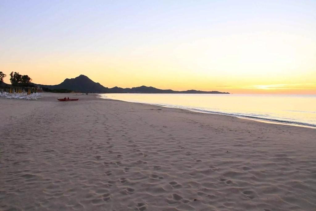 Sardegna le spiagge pi belle di villasimus e costa rei - Spiaggia piscina rei ...