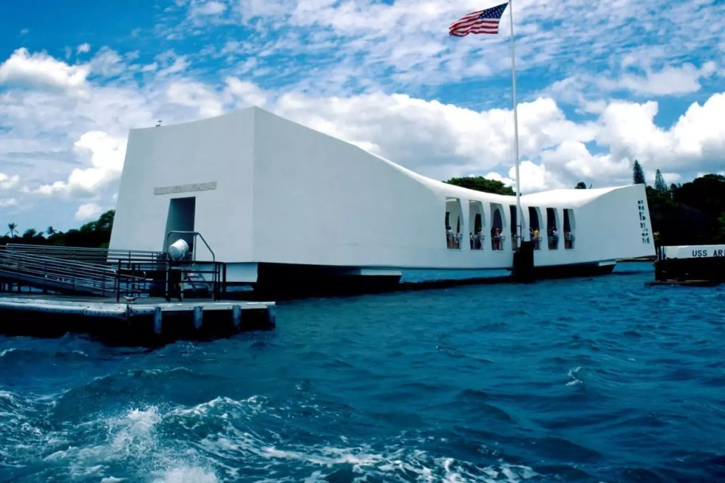 hawaii-Pearl Harbour
