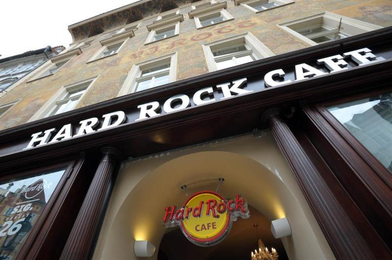 praga-Hard Rock Cafè