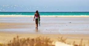 Oman in kitesurfing: destinazione isola di Masirah