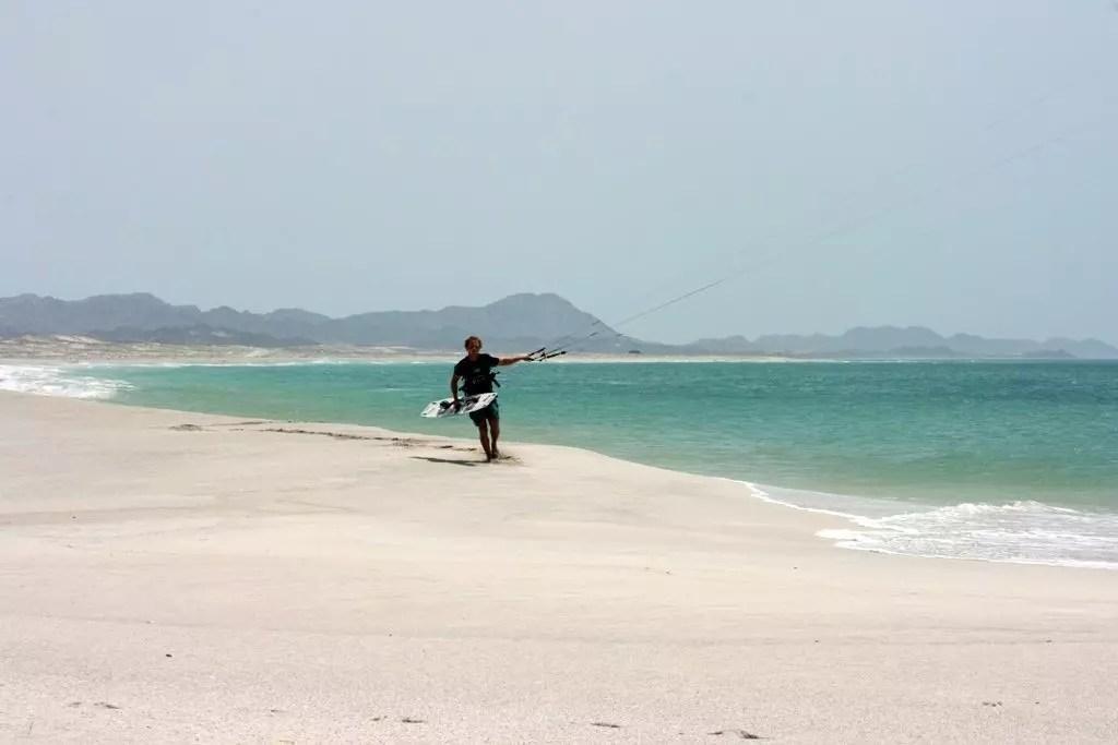 Masirah-kitesurf