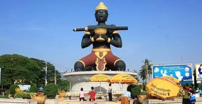 Battambang cosa vedere in Cambogia oltre il bamboo train