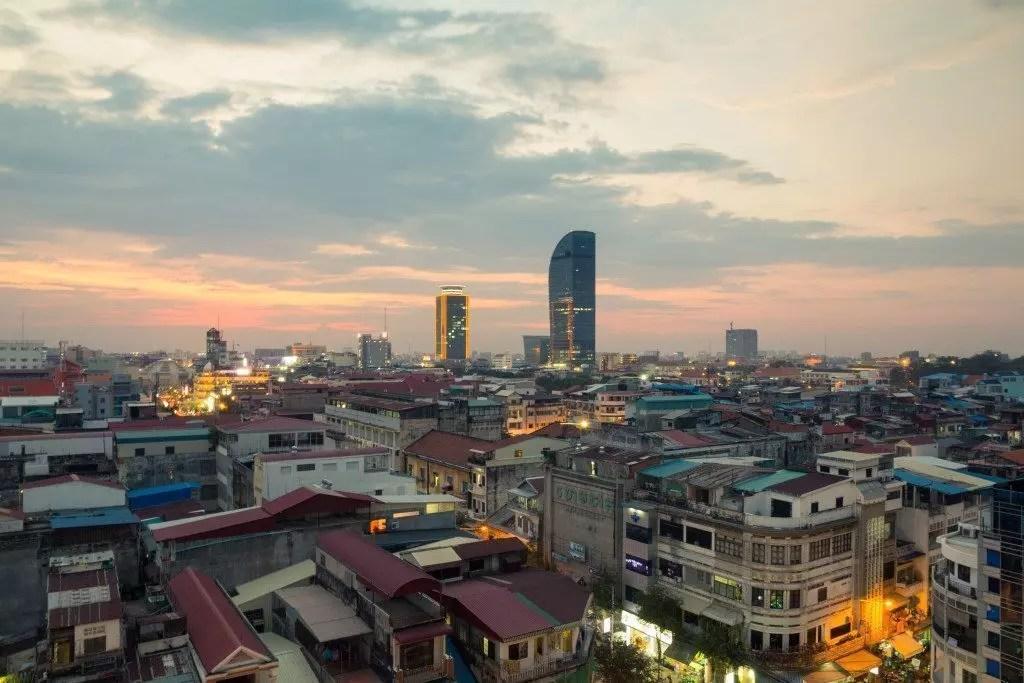 cambogia-Phnom Penh