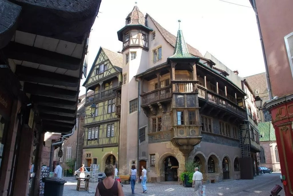 colmar-Maison Pfister