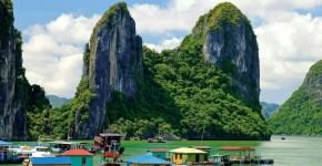 Baia di Halong in Vietnam, escursioni di due giorni