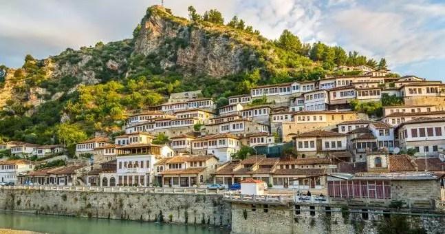 Cosa vedere a Berat, in Albania