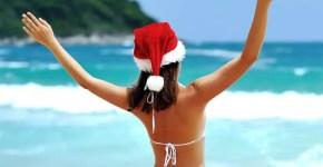 Natale al caldo: dove andare con la tavola da surf