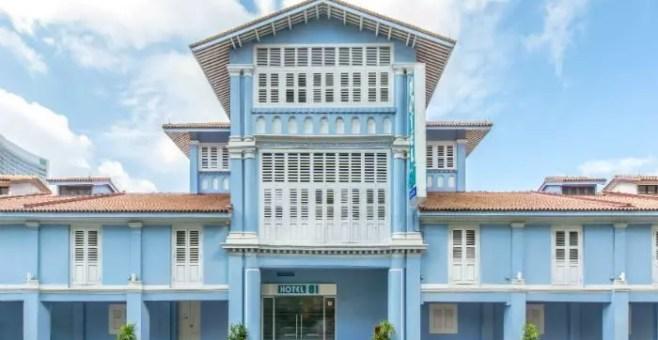 Singapore: dormire all'Hotel 81, la recensione