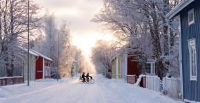 Perché andare in vacanza in Finlandia in inverno