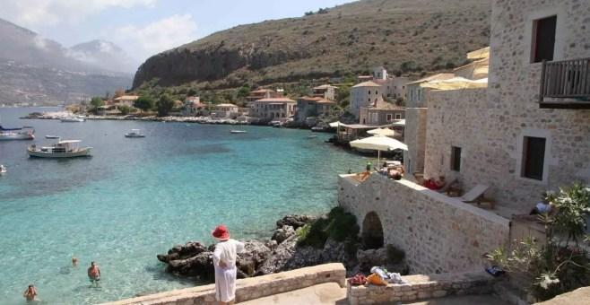 Penisola del Mani, le spiagge più belle del Peleponneso