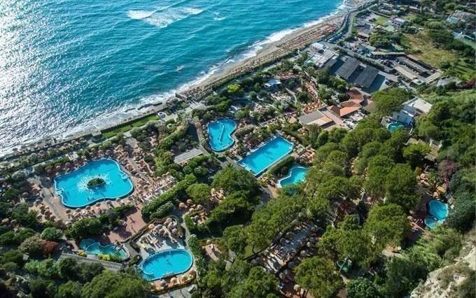 Giardini Poseidon, terme all'isola di Ischia