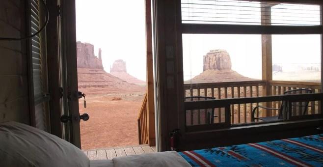 The View Hotel, dormire nella Monument Valley