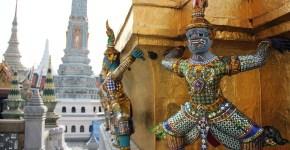 Bangkok in 2 giorni, cosa vedere