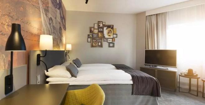 Dove dormire a Oslo: Scandic St. Olavs plass, recensione