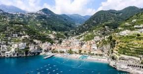 Tour della Costiera Amalfitana: Minori, Maiori e Tramonti