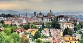 Bergamo, una passeggiata nella Bergamo Alta