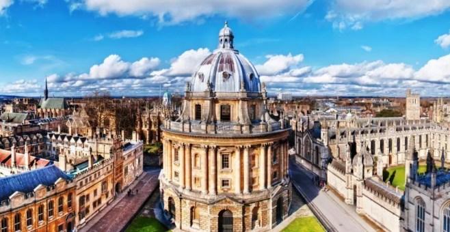 Un giorno a Oxford partendo da Londra