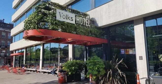 Amsterdam, dormire in un Trendy Hotel: recensione Volkshotel