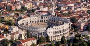 Pola, in Istria: cosa vedere e principali informazioni