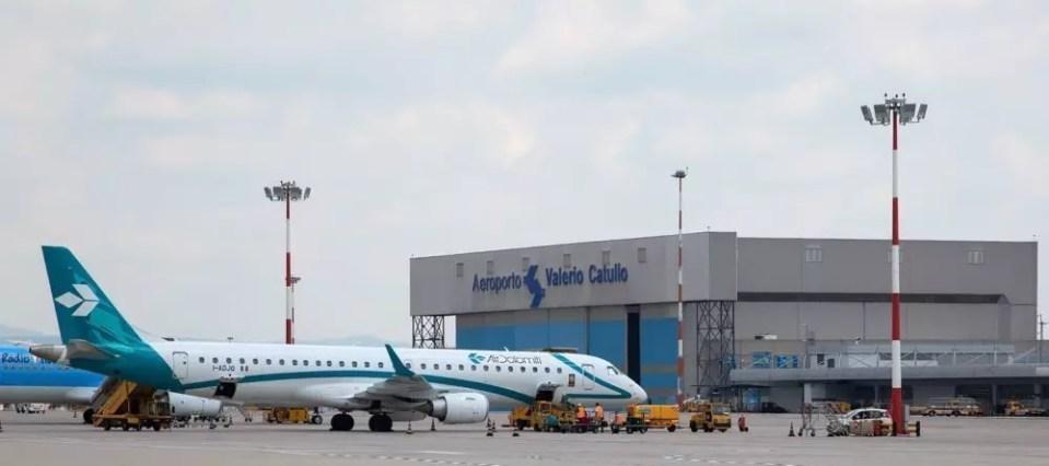 7 parcheggi low cost all'Aeroporto Catullo di Verona