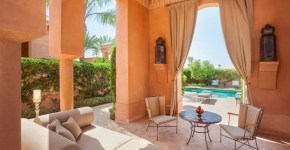 Amanjena, Marrakech: l'oasi che ricorda le favole di Aladino