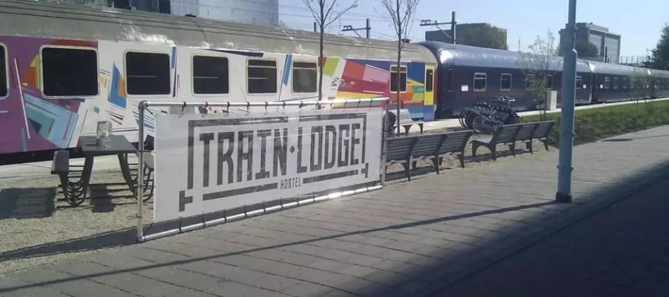 Train Lodge: ostello ad Amsterdam veramente low cost