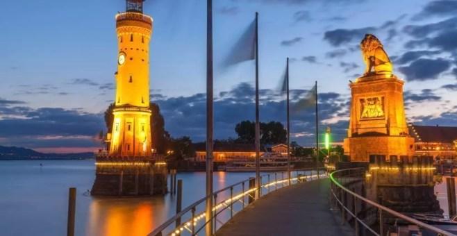 Lindau am Bodensee, cosa vedere sul Lago di Costanza