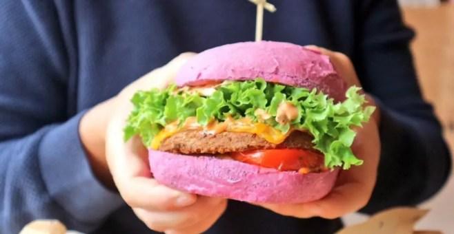 Flower Burger, gli hamburger vegani e home made