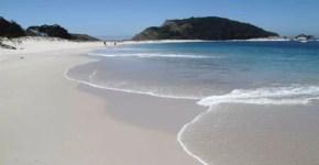 Le Isole Cies e la spiaggia più bella