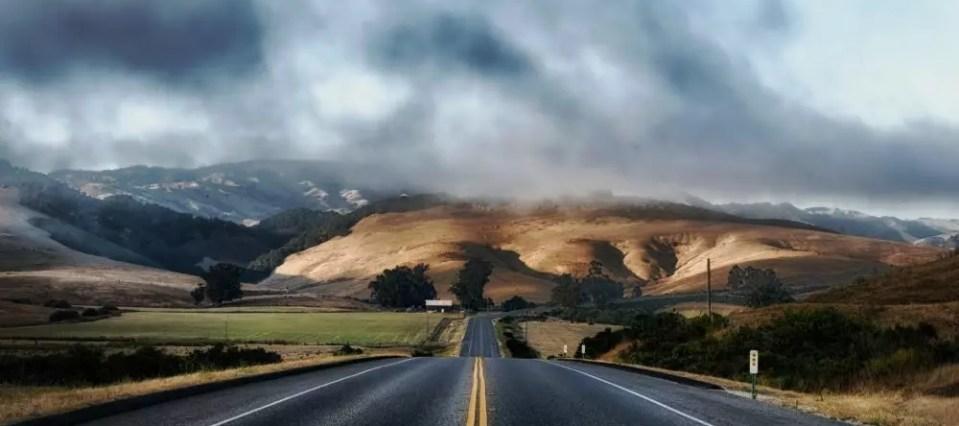 California e parchi: itinerario in self-drive