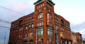 Dove dormire A Toronto: Gladstone Hotel